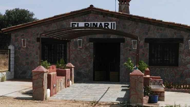 EXTERIOR_BUILDING Casa Rural El Pinar II