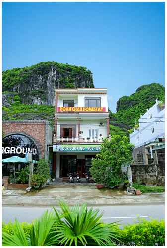 EXTERIOR_BUILDING Hoan Chau Homestay