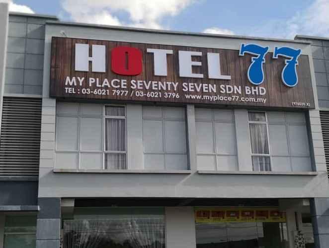 EXTERIOR_BUILDING Hotel 77
