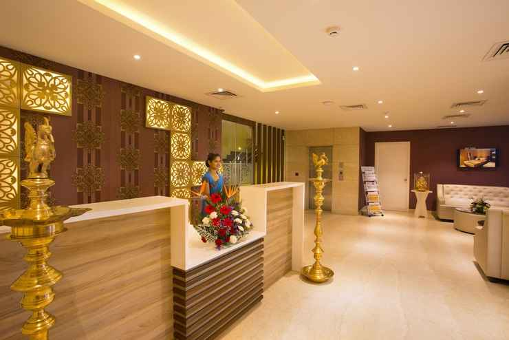 Hotel Green Ridge In Salem Salem State Of Tamil Nadu