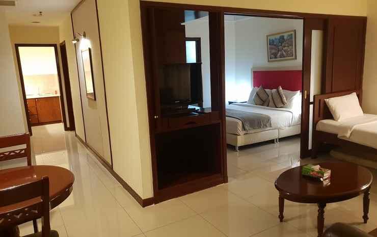 Cool Service Suites at Times Square Kuala Lumpur - Apartemen Superior