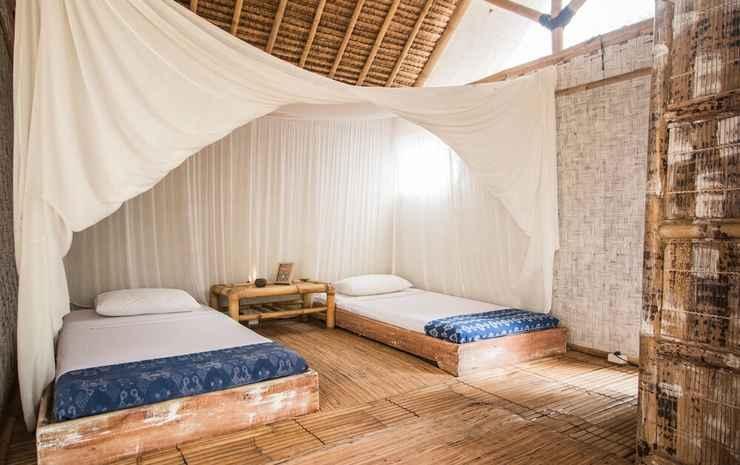maoMeno Lombok - Bungalow, 2 kamar tidur (Bamboo House)