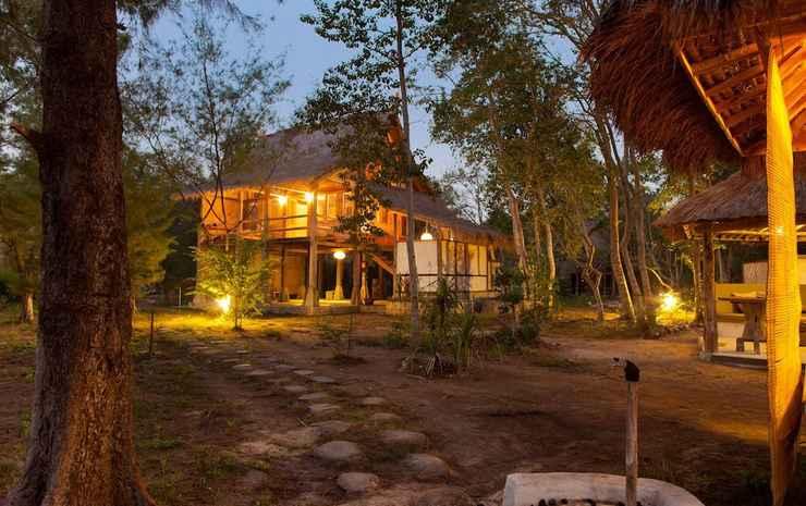 maoMeno Lombok - Vila, 2 kamar tidur, pemandangan kebun (Artists' House)