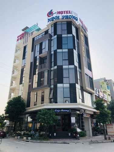 EXTERIOR_BUILDING Khách sạn Ninh Phong