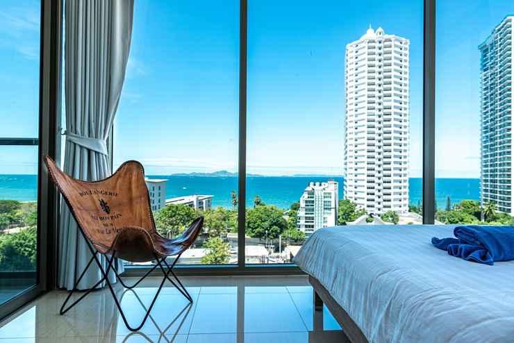 BEDROOM The Riviera Wongamat by Pattaya Holiday