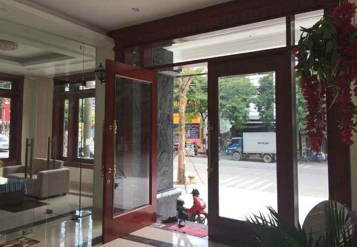 LOBBY Khách sạn cao cấp Nga Việt Bắc Ninh