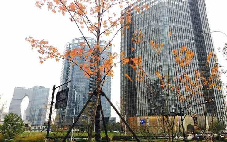 EXTERIOR_BUILDING Zhigao Yun Xi Jia Riverside Apartment