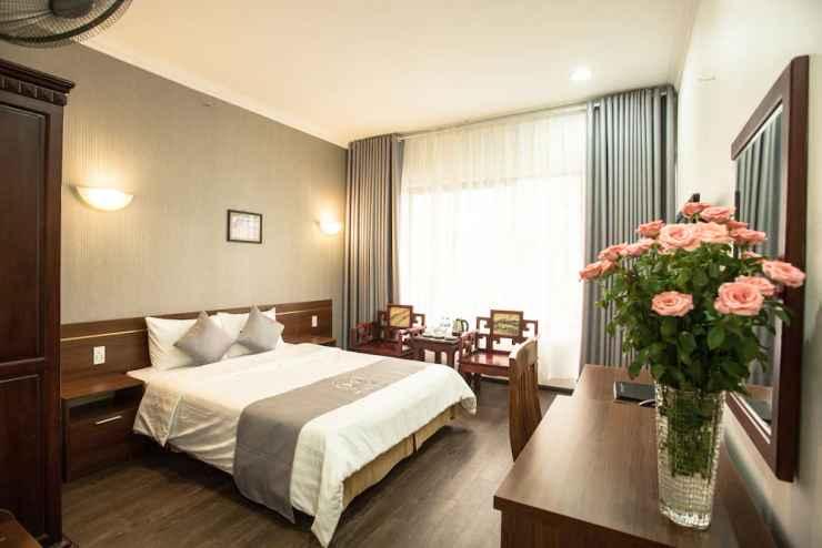 BEDROOM Khách sạn Mỹ Lan Hà Nội