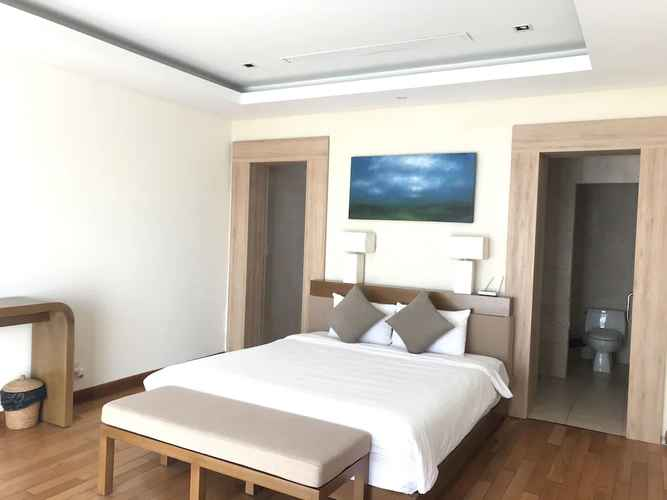 BEDROOM Ocean Resort 3 Bedrooms Danang Living