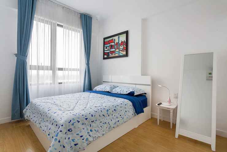 BEDROOM Masteri Sunny Apartment