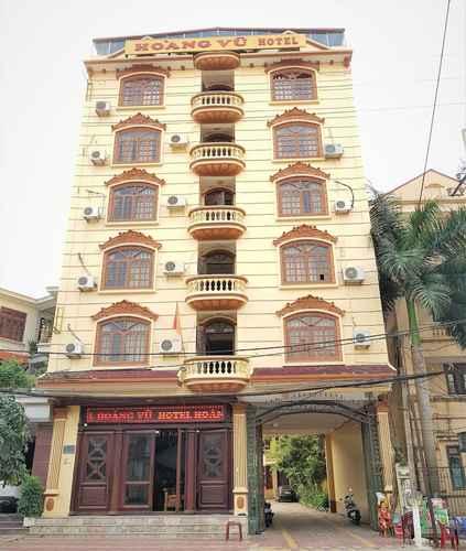 EXTERIOR_BUILDING Khách sạn Hoàng Vũ