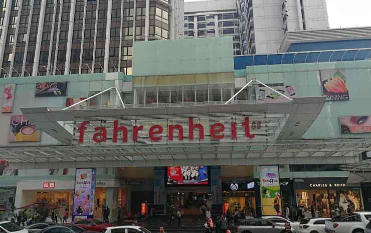 Pavilion Fahrenheit 88 - AJ home Kuala Lumpur -
