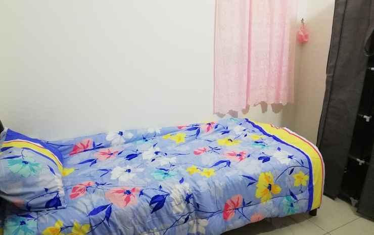 KL Refreshing Homestay Kuala Lumpur - Apartemen Comfort, 3 kamar tidur, pemandangan kolam renang, di pinggir kolam renang