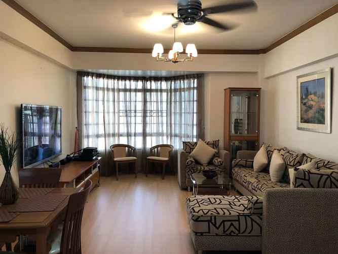 COMMON_SPACE 4Pax Mawar Apartments Genting Highlands