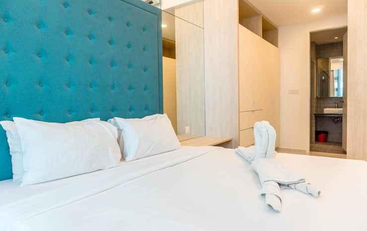 Robertson Premier Suites by Subhome Kuala Lumpur - Suite Premium, 1 kamar tidur, pemandangan kota