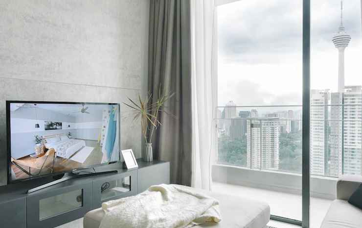Robertson Premier Suites by Subhome Kuala Lumpur - Suite Eksekutif, 1 kamar tidur, pemandangan kota