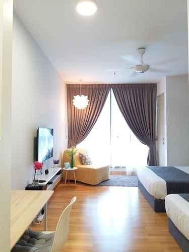 BEDROOM University KL Gateway Residence