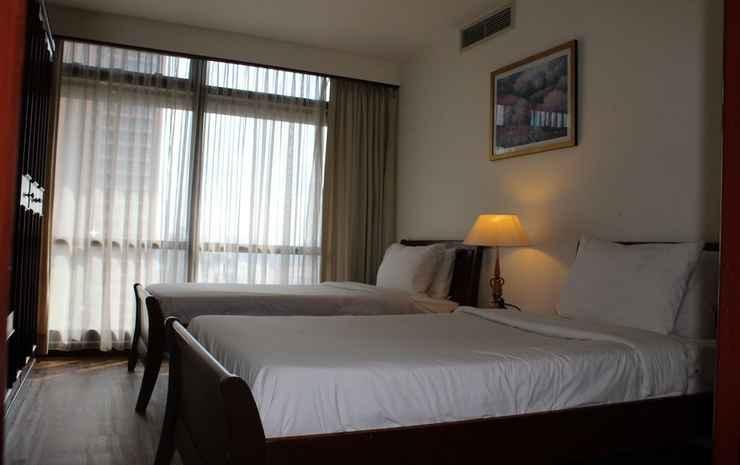 Millennium Apartment at Times Square Kuala Lumpur - Apartemen Keluarga, 2 kamar tidur