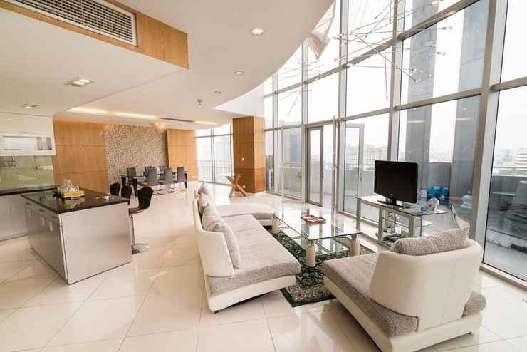 LOBBY Luxury Penthouse 4BRS City Centre