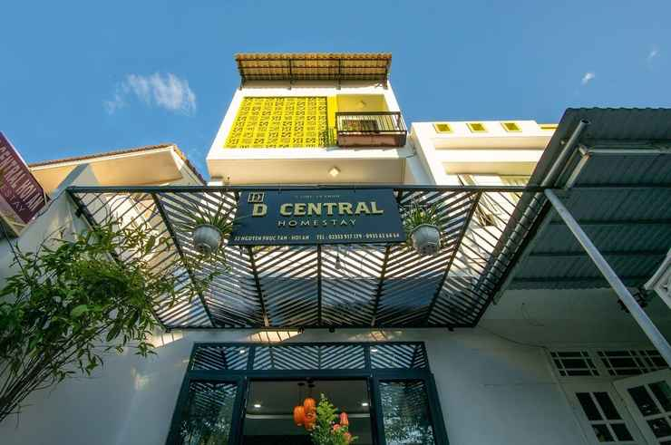 EXTERIOR_BUILDING D Central Homestay Hội An