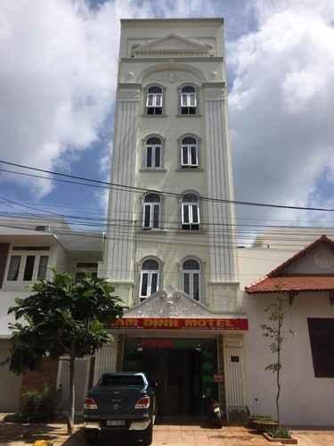 EXTERIOR_BUILDING Nam Định Motel