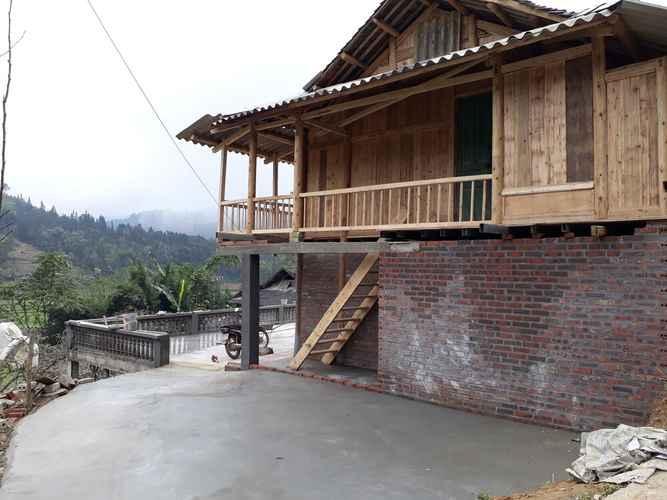 EXTERIOR_BUILDING Homestay Vân Khuya
