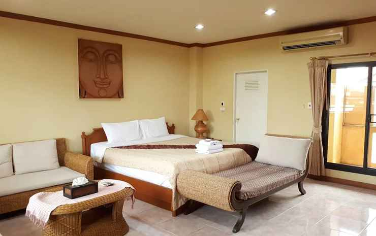 Mini Cost Apartment & Guesthouse Chiang Mai - Kamar Double Superior