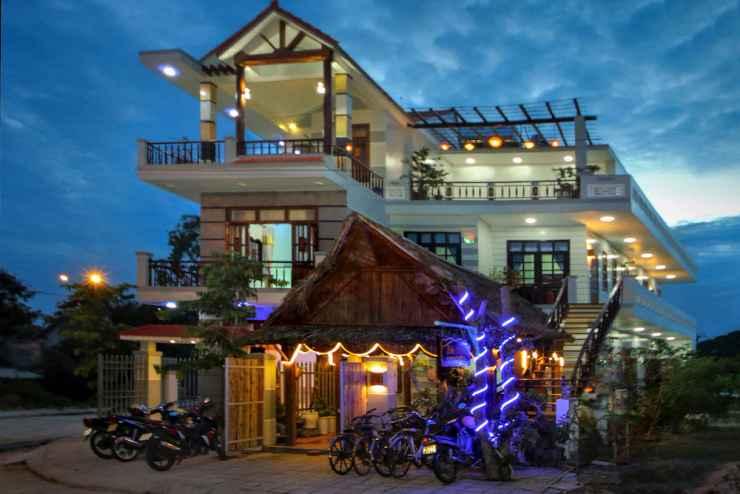 EXTERIOR_BUILDING Hoi An Sea Sunset Homestay