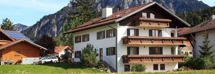 EXTERIOR_BUILDING Haus Luna Apartments
