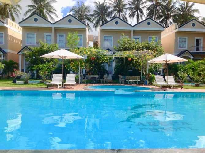 SWIMMING_POOL Areca Resort Cây Cau