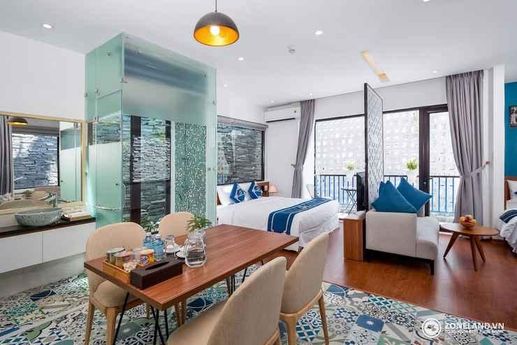 BEDROOM Zoneland Apartments Cani Beach Villa