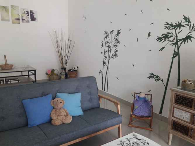 COMMON_SPACE Tampoi Homestay