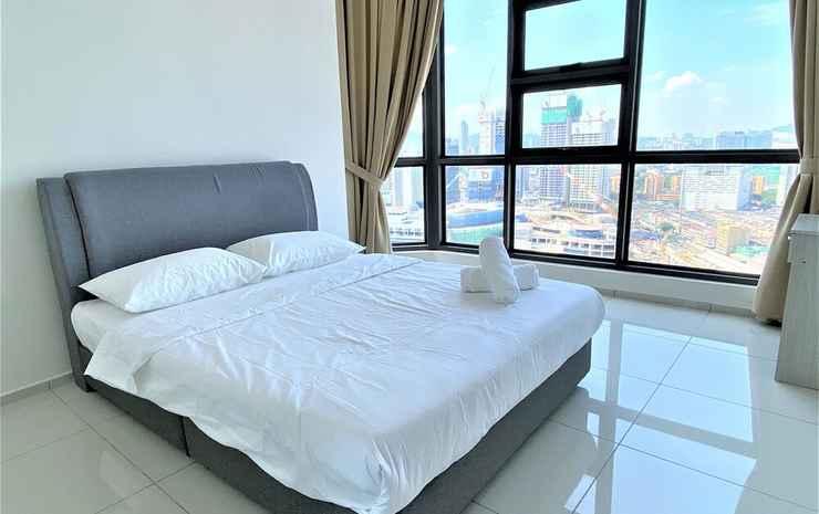 Victoria Home Robertson Kuala Lumpur - Apartemen Deluks, 2 kamar tidur