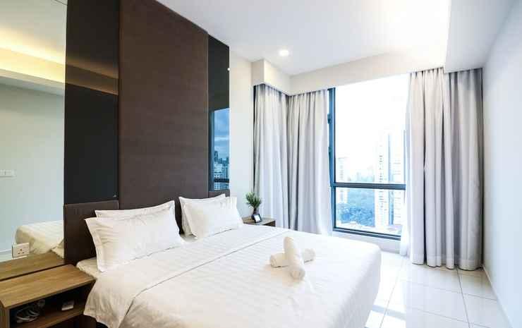Victoria Home Robertson Kuala Lumpur - Apartemen Basic, 1 Tempat Tidur King