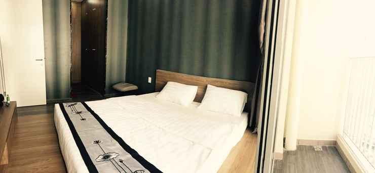 BEDROOM Van Anh Masteri 2BR Apartment