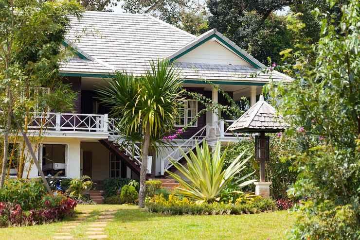Sinouk Coffee Resort, Champasak, Laos