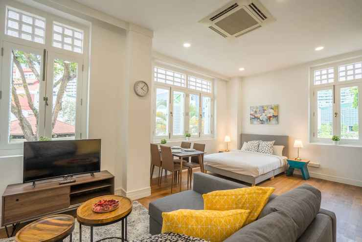 COMMON_SPACE ClubHouse Residences Serviced Apartments