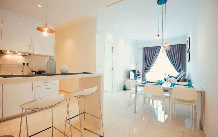Robertson Suites Kuala Lumpur Kuala Lumpur - Apartemen Mewah, 2 kamar tidur, layanan concierge, pemandangan kota