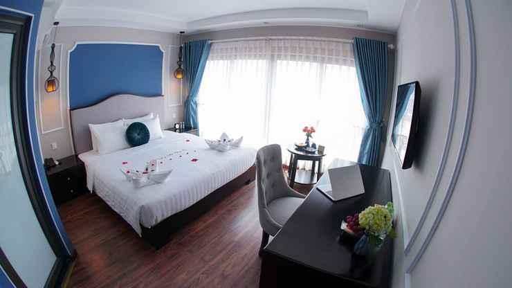 BEDROOM Khách sạn Hanoi La Castela