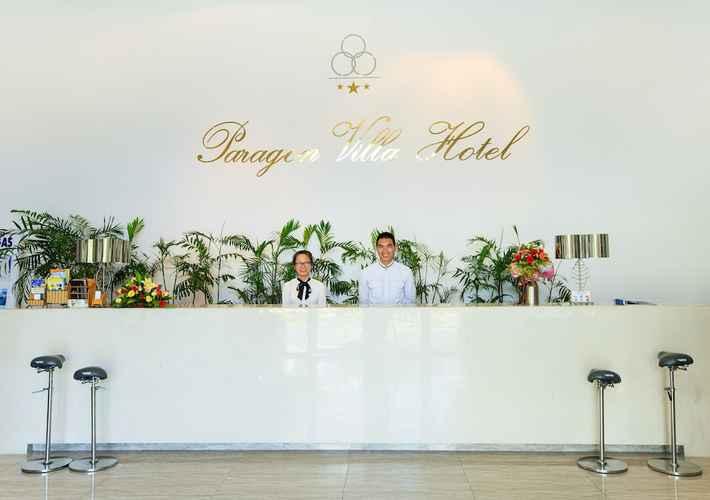 LOBBY Khách sạn Paragon Villa