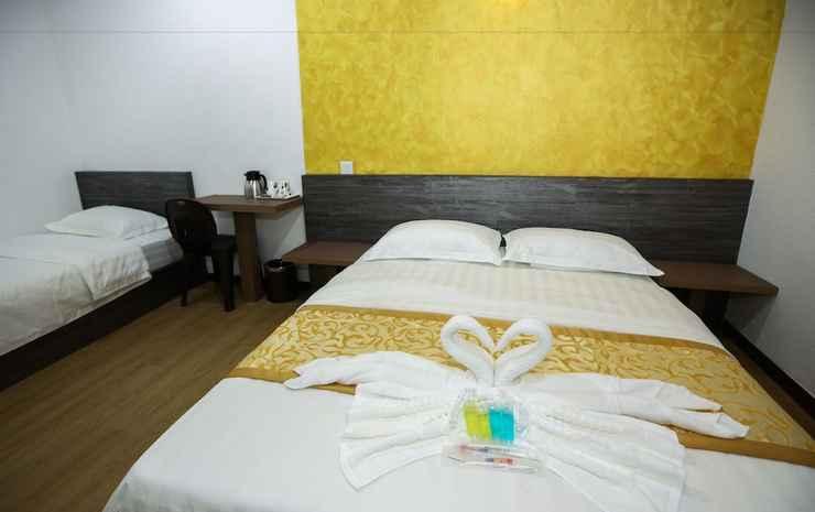 New Dawn Hotel Johor - Kamar Keluarga, tanpa jendela
