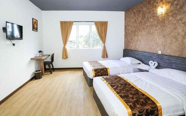 New Dawn Hotel Johor - Kamar Twin Superior