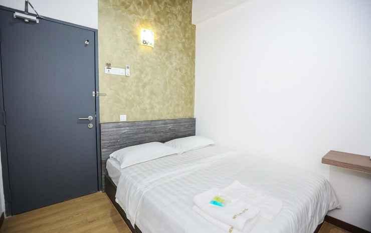 New Dawn Hotel Johor - Kamar Standar, 1 Tempat Tidur Queen, tanpa jendela