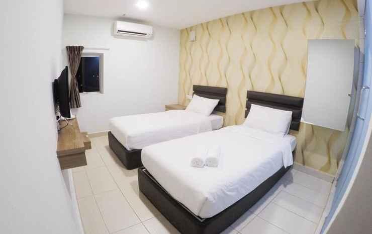 H3 Hotel Johor - Kamar Twin Deluks