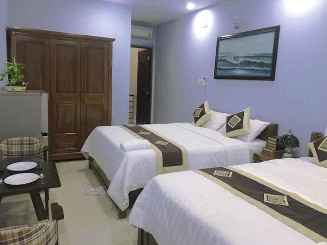 BEDROOM ND Luxury Apartment