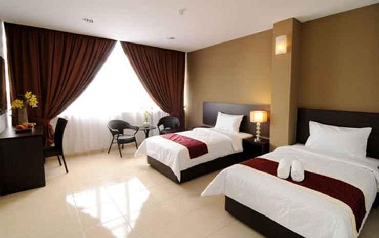 Inn Home Hotel Muar  Johor - Kamar Twin Deluks