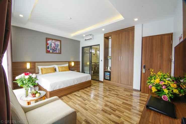 BEDROOM Khách sạn Green Hà Đông