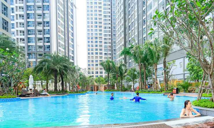 SWIMMING_POOL Vinhomes Central Park - Luxury Apartment