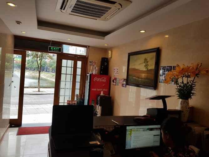 LOBBY Khách sạn Azumaya Kim Mã 2