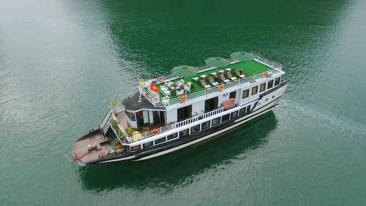 VIEW_ATTRACTIONS Du thuyền Legend White Dolphin Cruise